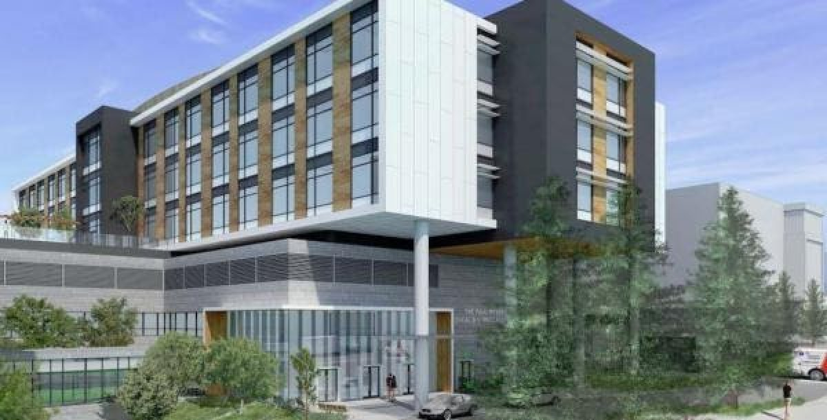 $100 million fundraised in just 23 months for Lions Gate Hospital expansion  (New SPH) | Providence Health Care